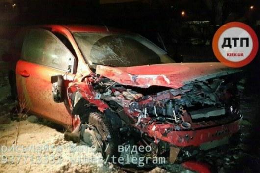 Стали известны детали похищения авто сдевушкой вКиеве